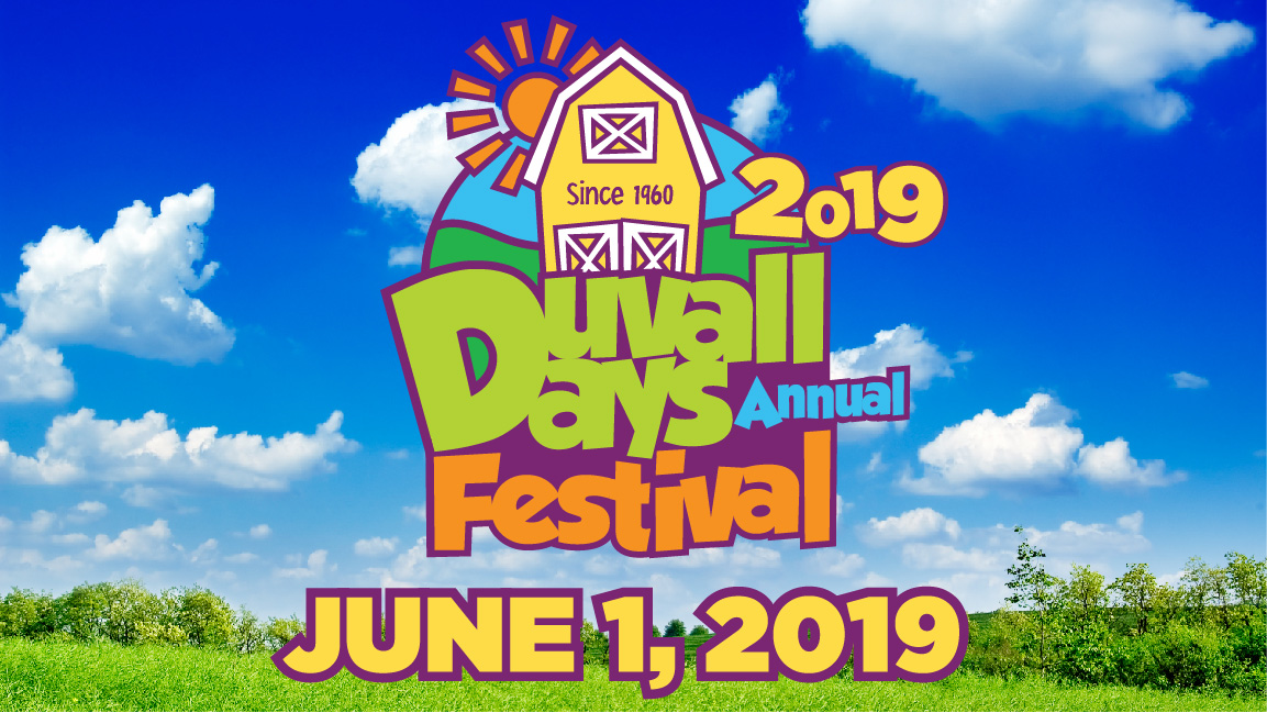 Duvall Days 2019_16x9 with Date