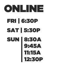 Castle Rock service time easter 2017.png
