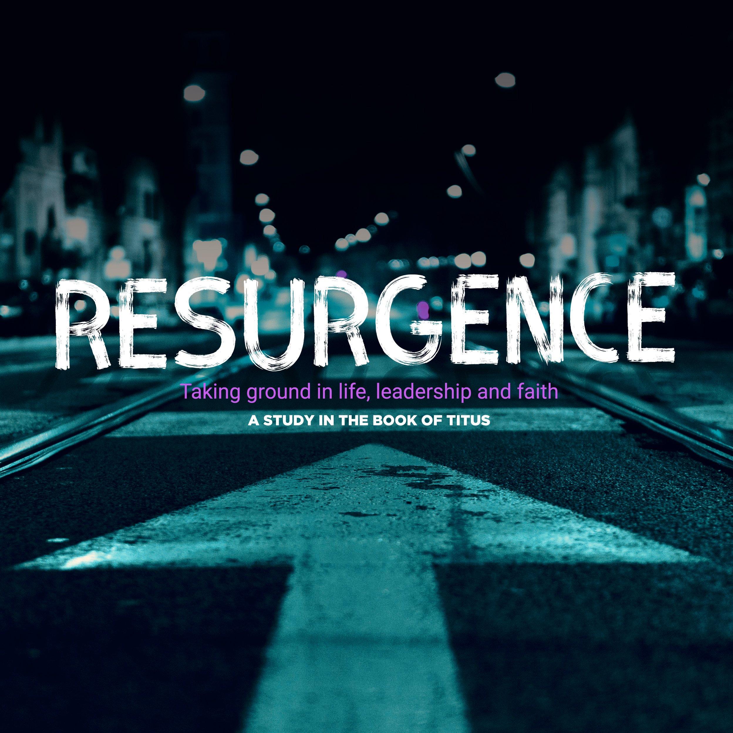 Resurgence 650 x 650
