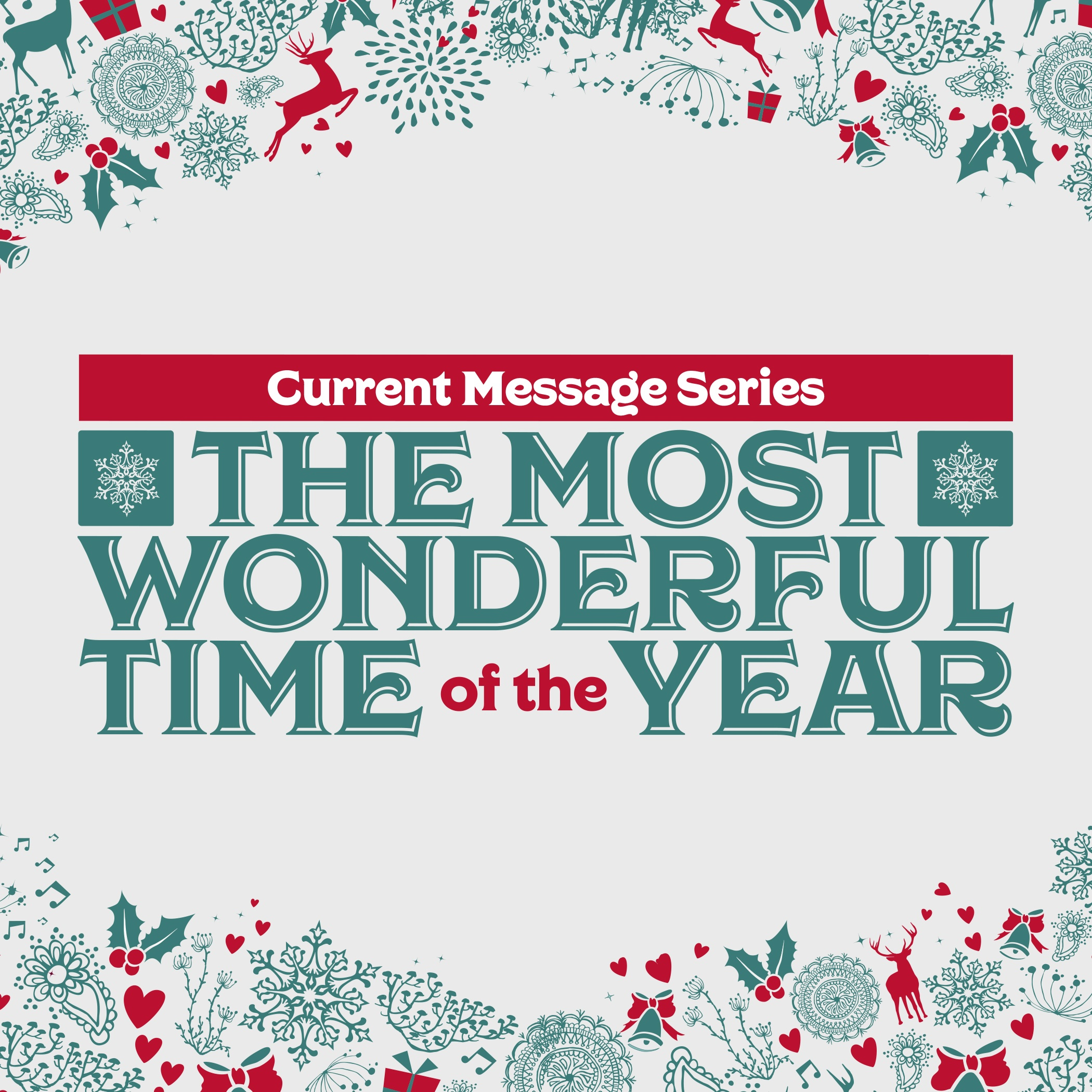 Square Current Serieswonderful time christmas 2016