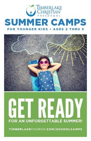 Summer Camp Preschool Cover