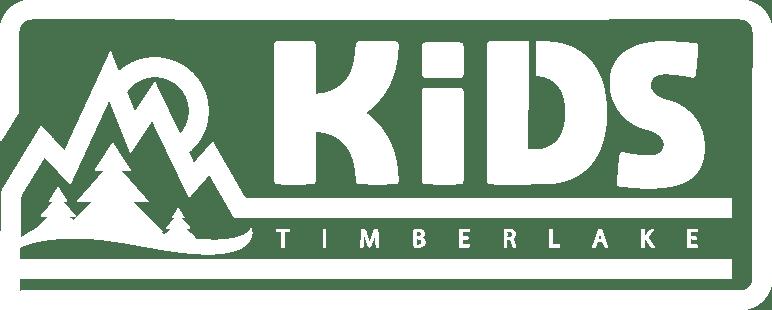 Timberlake Kids Logo white